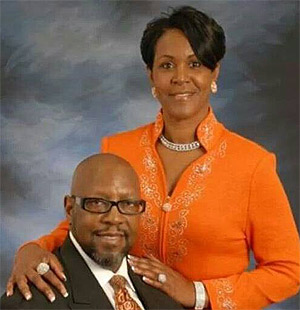 Pastor Willford and First Lady Sis. Jean Willford